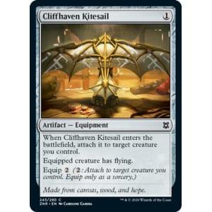 Cliffhaven Kitesail