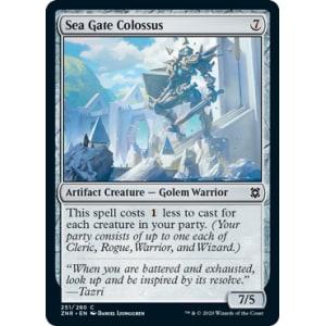 Sea Gate Colossus