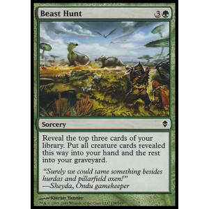Beast Hunt