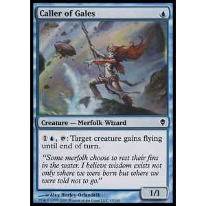 Caller of Gales