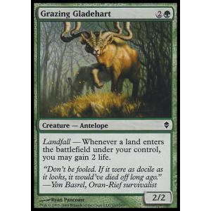 Grazing Gladehart