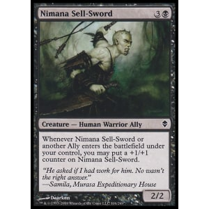 Nimana Sell-Sword