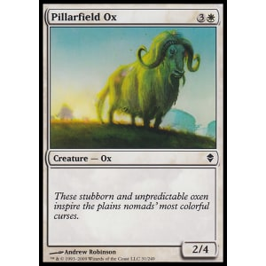 Pillarfield Ox