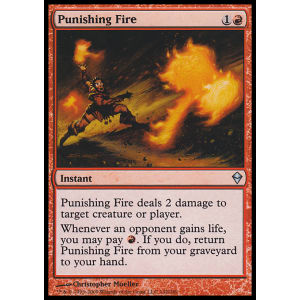 Punishing Fire