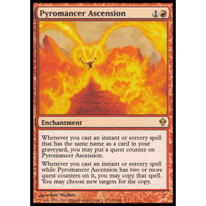 Pyromancer Ascension
