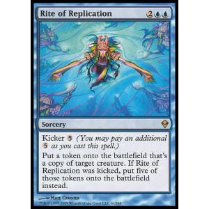 Rite of Replication