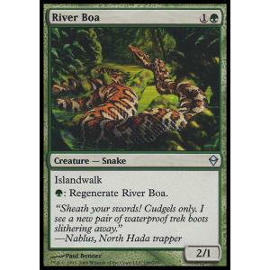 River Boa