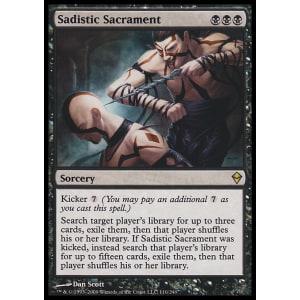 Sadistic Sacrament