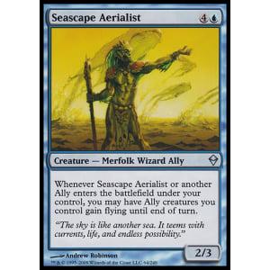 Seascape Aerialist