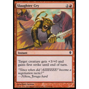 Slaughter Cry