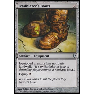 Trailblazer's Boots