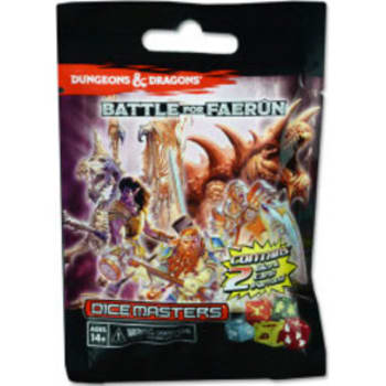 Dungeons & Dragons Dice Masters: Battle for Faerun Gravity Feed Pack