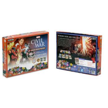Marvel Dice Masters: Civil War Collector's Box