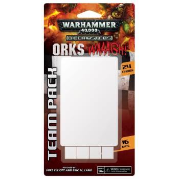 Warhammer 40,000 Dice Masters: Orks - WAAAGH! Team Pack