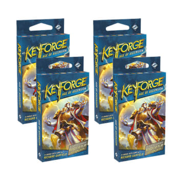 KeyForge: Age of Ascension - 4 Archon Deck Bundle