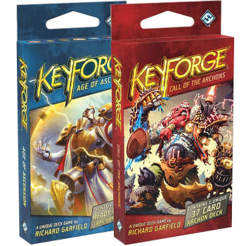 KeyForge: Call of the Archons + Age of Ascension Bundle