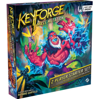 KeyForge: Mass Mutation - Two-Player Starter Set