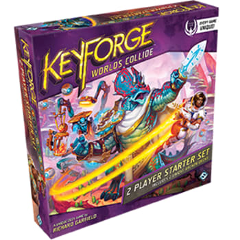 KeyForge: Worlds Collide - Two-Player Starter Set