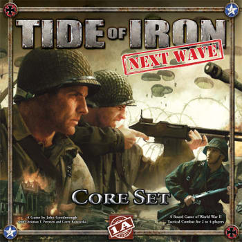 Tide of Iron: Next Wave Core Set