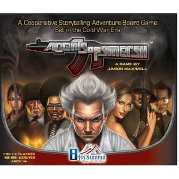 Agents of SMERSH Second Edition