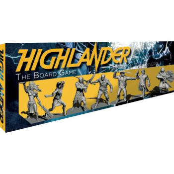 Highlander: Princes of the Universe Expansion