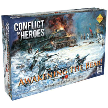 Conflict of Heroes: Awakening the Bear! 3rd Edition