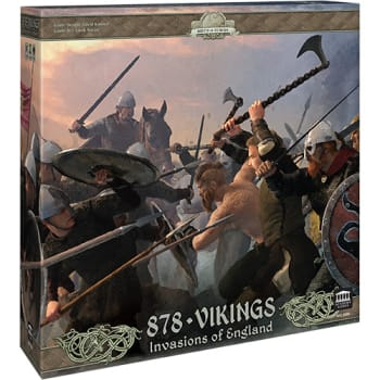 878 Vikings: Invasions of England 2nd Edition