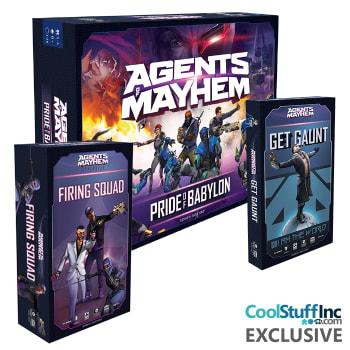 Agents of Mayhem Babylon Bundle