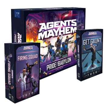 Agents of Mayhem Babylon Bundle
