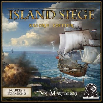 Island Siege: Second Edition