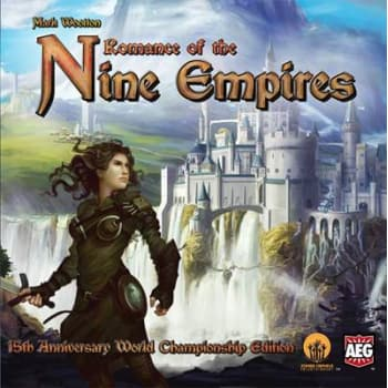 Romance of the Nine Empires: Anniversary World Championship Edition
