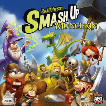 Smash Up: Munchkin Expansion
