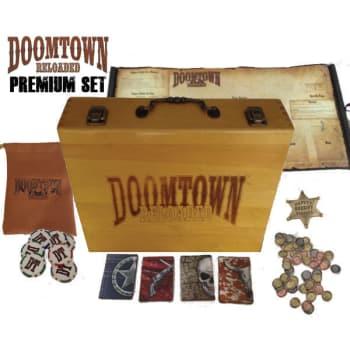 Doomtown Reloaded: Premium Edition