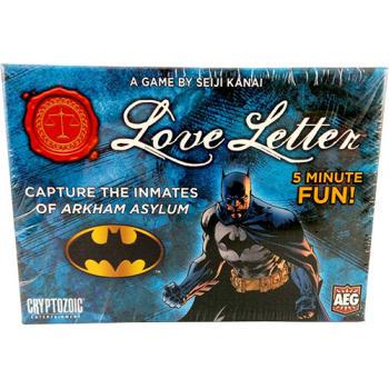 Love Letter: Batman: Capture the Inmates of Arkham Asylum Boxed Edition