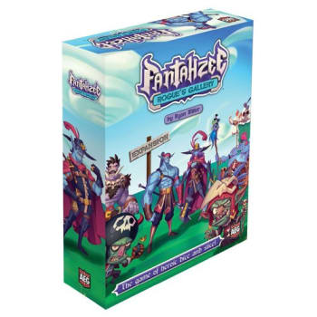 Fantahzee: Rogue's Gallery Expansion