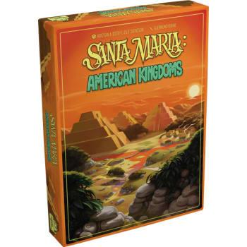 Santa Maria: American Kingdoms Expansion