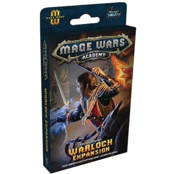 Mage Wars Academy: Warlock Expansion