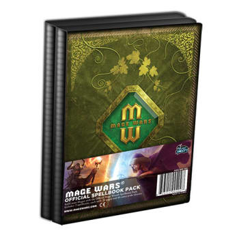 Mage Wars: Official Spell Book Pack