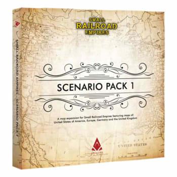 Small Railroad Empires: Scenario Pack Volume 1
