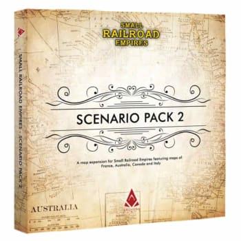 Small Railroad Empires: Scenario Pack Volume 2