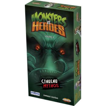 Monsters Vs. Heroes: Cthulhu Mythos