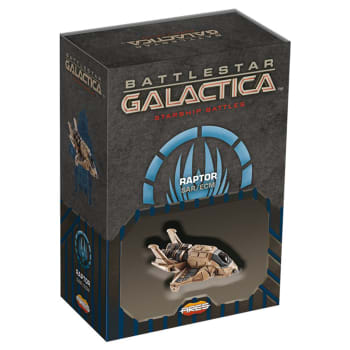 Battlestar Galactica: Spaceship Pack - Raptor (SAR/ECM)