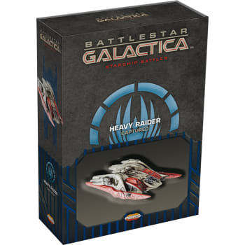 Battlestar Galactica: Spaceship Pack - Cylon Heavy Raider (Captured)