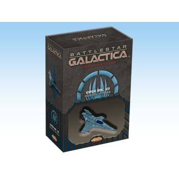 Battlestar Galactica: Spaceship Pack - Viper MK.VII (Pegasus/Veteran)