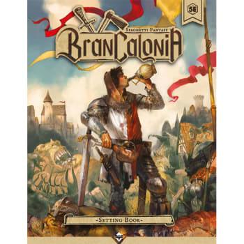 Brancalonia RPG: Setting Book