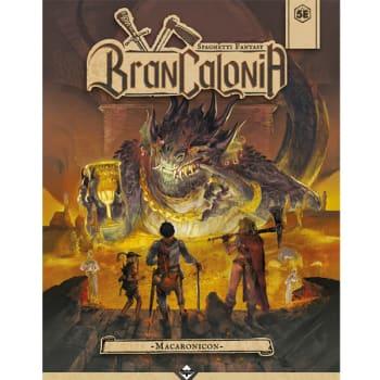 Brancalonia RPG: Macaronicon Expansion Manual