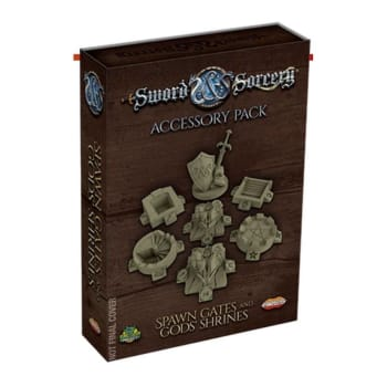 Sword & Sorcery: Ancient Chronicles - Spawn Gates and Gods' Shrines