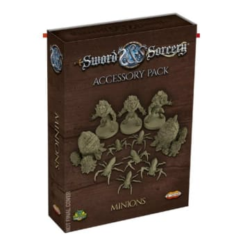 Sword & Sorcery: Ancient Chronicles - Minions