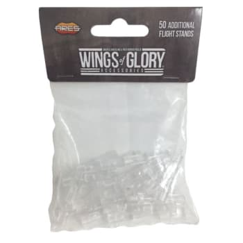 Wings of Glory: Bag of 50 Flight Stands