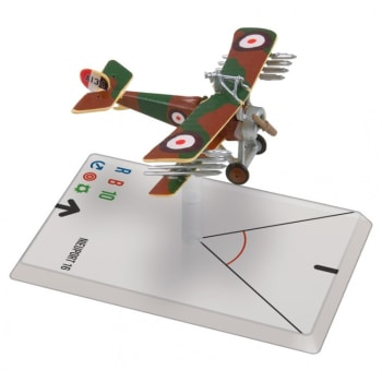 Wings of Glory WWI: Nieuport 16 (Ball)